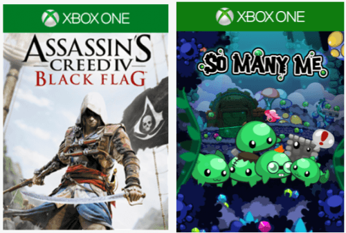 free games xbox live july