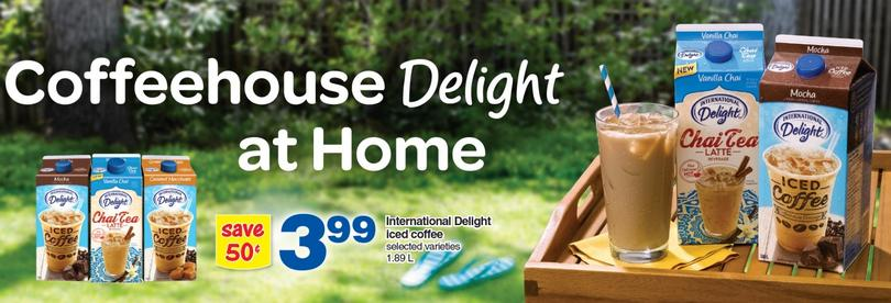 Save on any International Delight Product. Limit 2 prints per computer. Get yours while supplies last. Click here for Hidden playsvaluable.ml Coupons.