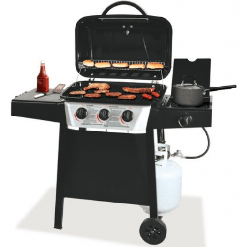 Walmart Canada Clearance Deals: $115 for Ashland 3 Burner LP Gas ...