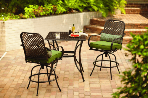 The home depot canada deals save up to 40 off select for Best deals on patio furniture sets