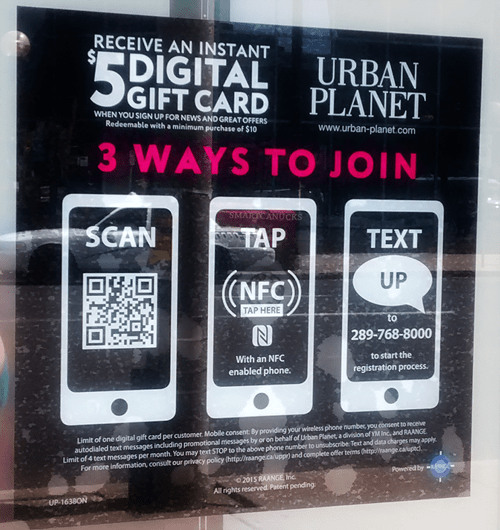 812acecd38ecb Sign up for promotional updates from Urban Planet and get a $5 credit to  use on your next purchase of $10 or more. Your digital gift card will be  valid for ...