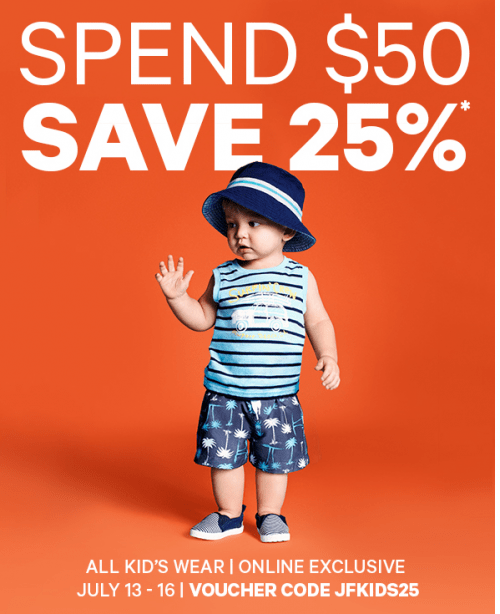 Joe fresh coupon code canada
