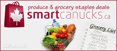 Produce Grocery Staples Official SmartCanucks