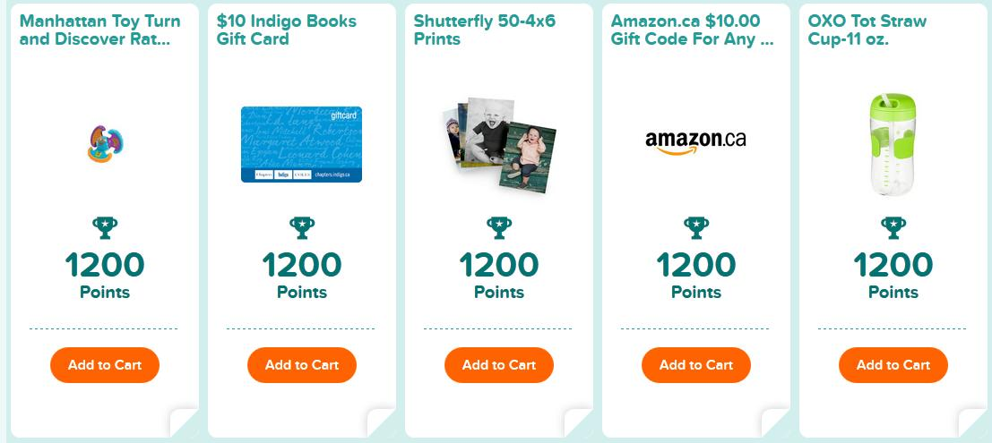 Pampers Gifts To Grow Rewards: New Rewards Available Including $10 ...