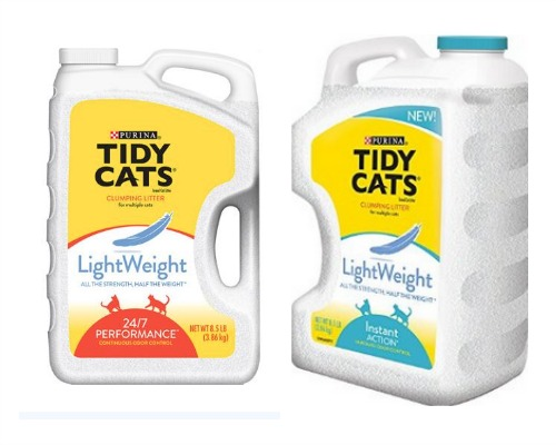 image relating to Cat Litter Printable Coupons named Canadian Discount codes: $4 Off Purina Tidy Cats Clutter *Printable