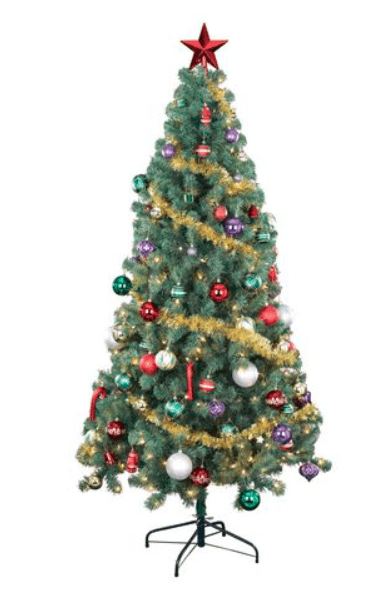 Christmas Tree Prices Walmart