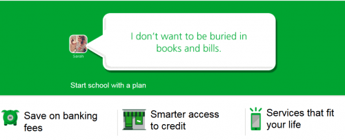 TD NO FEE CHEQUING ACCOUNT