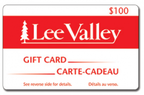 Buy Lee Valley Tools Items Under $40 at Amazon + Free Shipping w/Prime