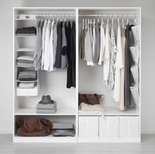 Beau Ikea Has Great Wardrobe Options Available Like This Pax Wardrobe. Normally  Sold For $270, You Can Purchase It For $228.50 During The Wardrobe Event.