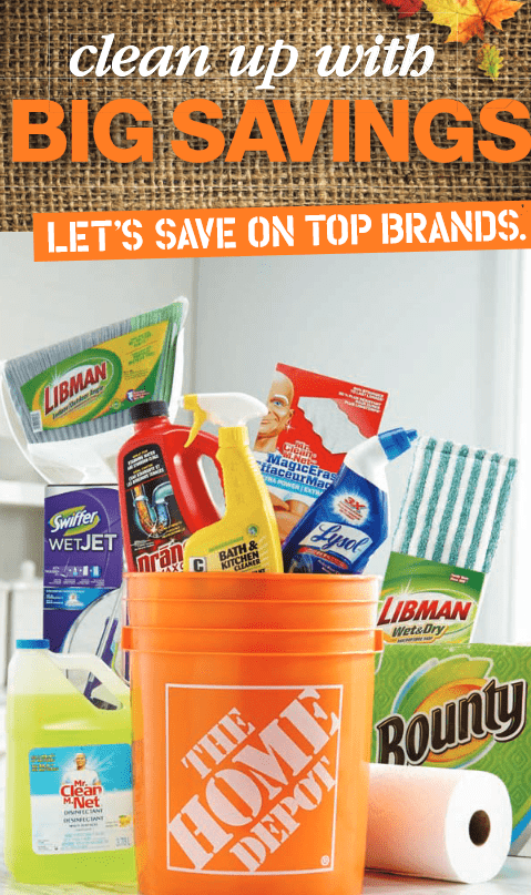 The Home Depot Canada Fall Coupon Book 1 Off Clr