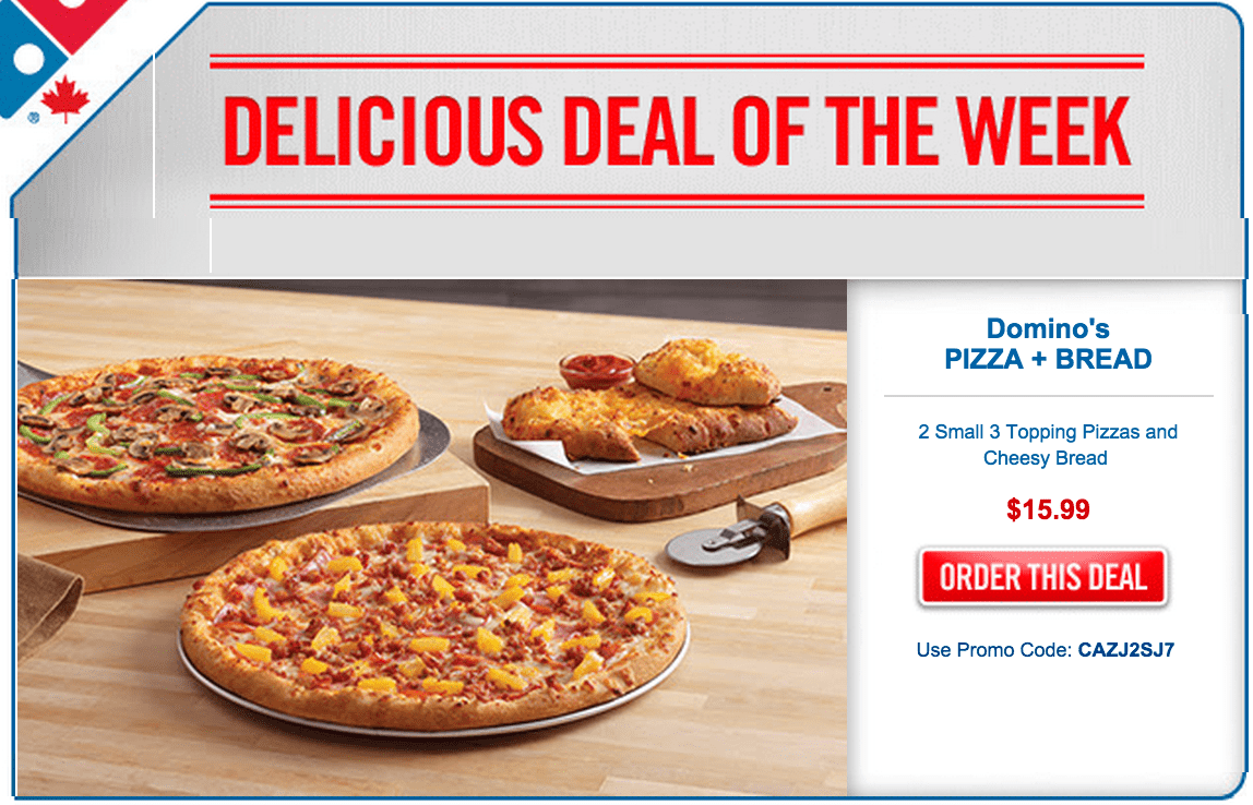 Dominos coupons 2 traditional pizza