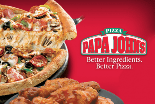 Papa john pizza canada coupons