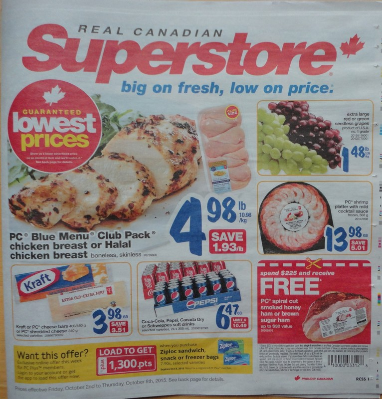 GROCERY STORE COUPONS ONTARIO
