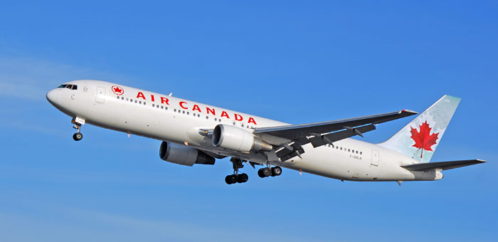air-canada111 Air Canada Türkiye pazarında yüzde 20 büyüdü