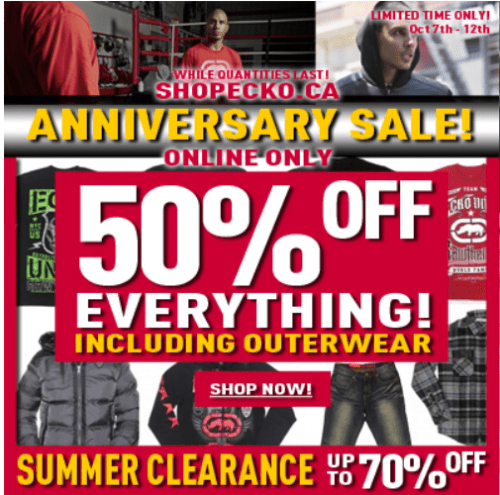 Coupon ecko unlimited