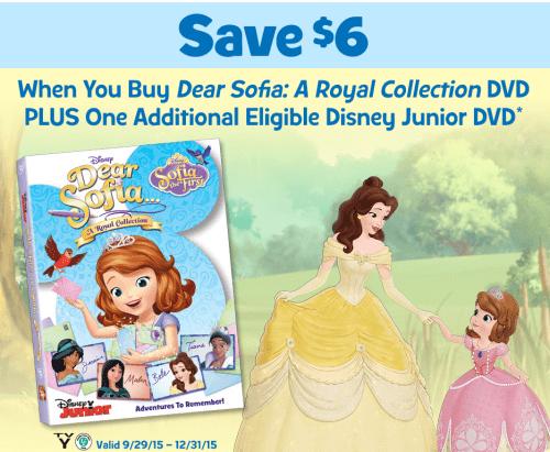 Disney movie club canada coupons