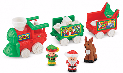 Musical Christmas Train