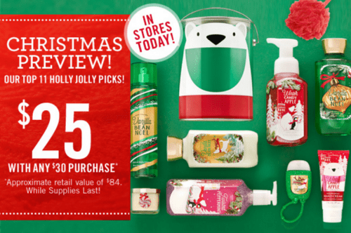 Bath & Body Works Canada Deals
