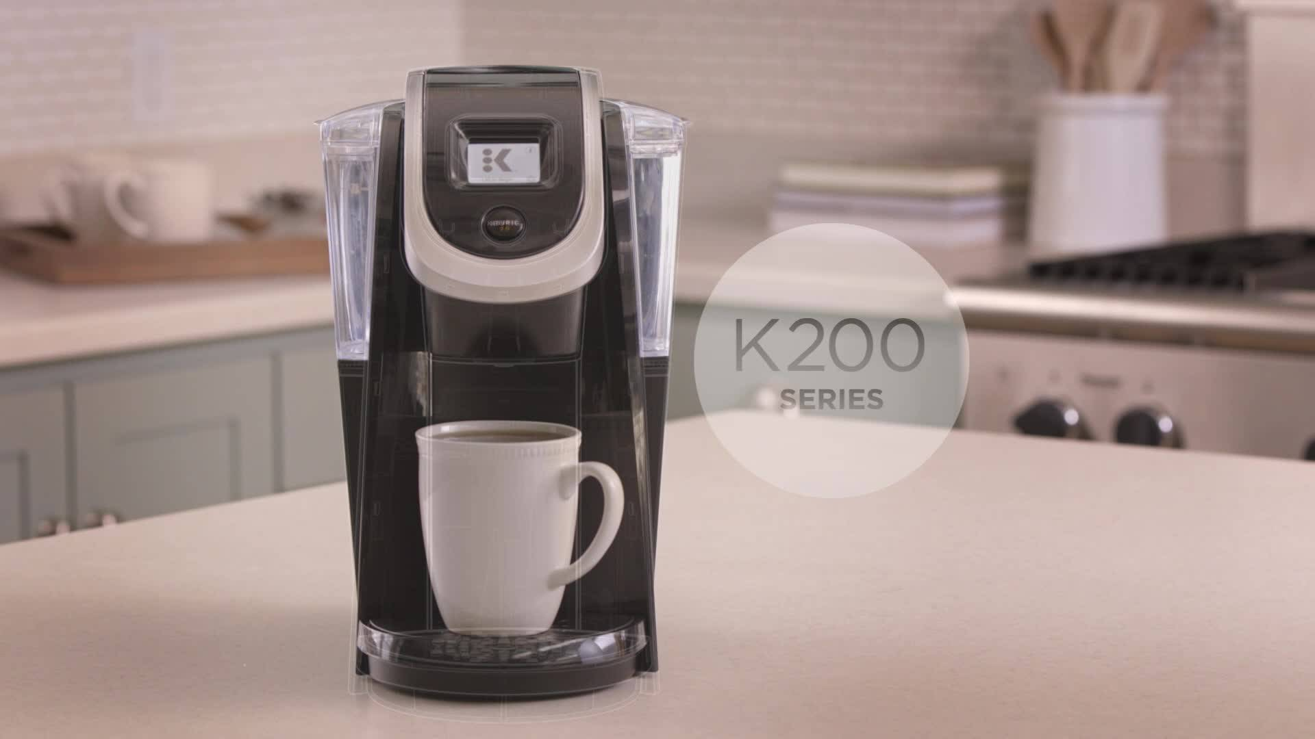 Single Cup Coffee Maker Canadian Tire : Canadian Tire: Keurig K200 USD 89.99 + 50x e-CT Money Canadian Freebies, Coupons, Deals, Bargains ...