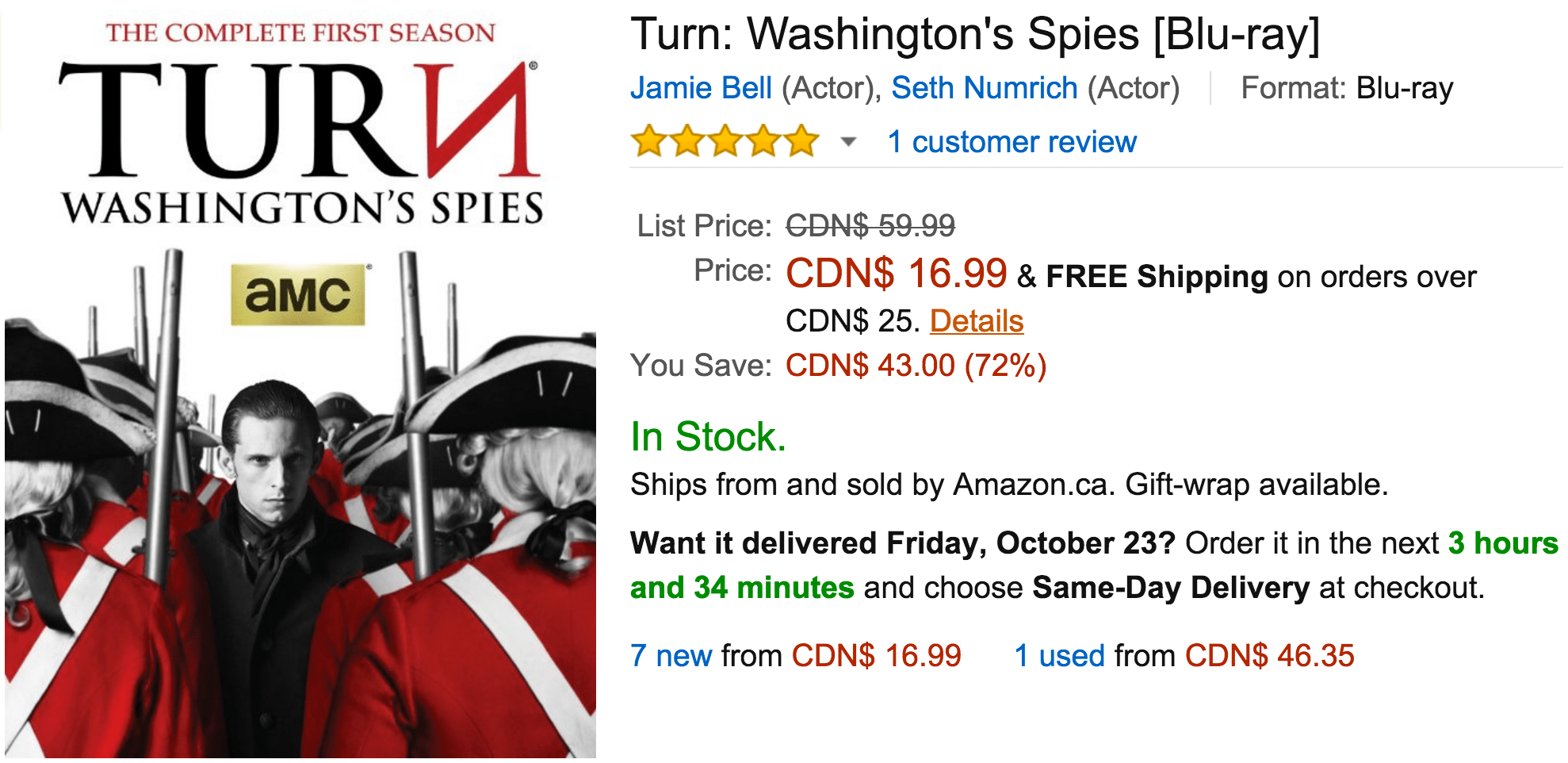 Amazon.ca deals of the week