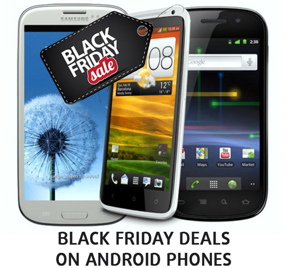 Best Black Friday cell phone deals, 2017