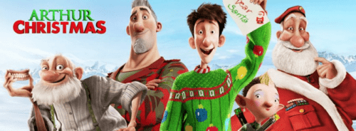 Cineplex Canada Family Favourites Arthur Christmas