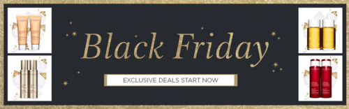 Clarins Canada Black Friday 2015 Sale