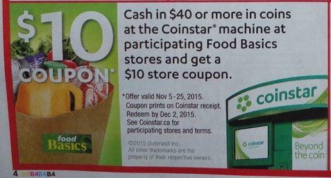 Best coinstar deals