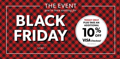Indigo Chapters Canada Black Friday 2015 Sale