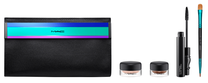 For an evening of endless possibilities, no night is complete without this Enchanted Eve Eye Bag, a coordinated kit for eyes in a stylish little clutch ...