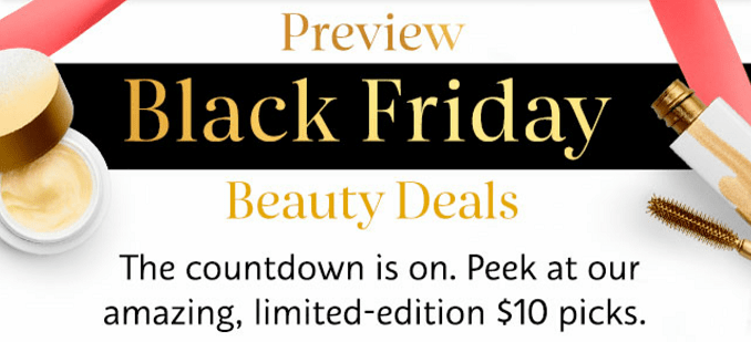 black friday en sephora. Prepare to be obsessed with Sephora s Black Friday sales sephora's black friday deals are here. The deals include affordable mini sets from top brands including Pat McGrath, Kat Von D, Milk Makeup there are a lot of $10 bargains this year.