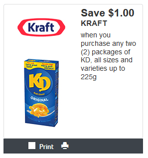 photograph relating to Kraft Coupons Printable identified as Refreshing Printable Kraft Discount codes: Help you save upon Kraft Supper + Added