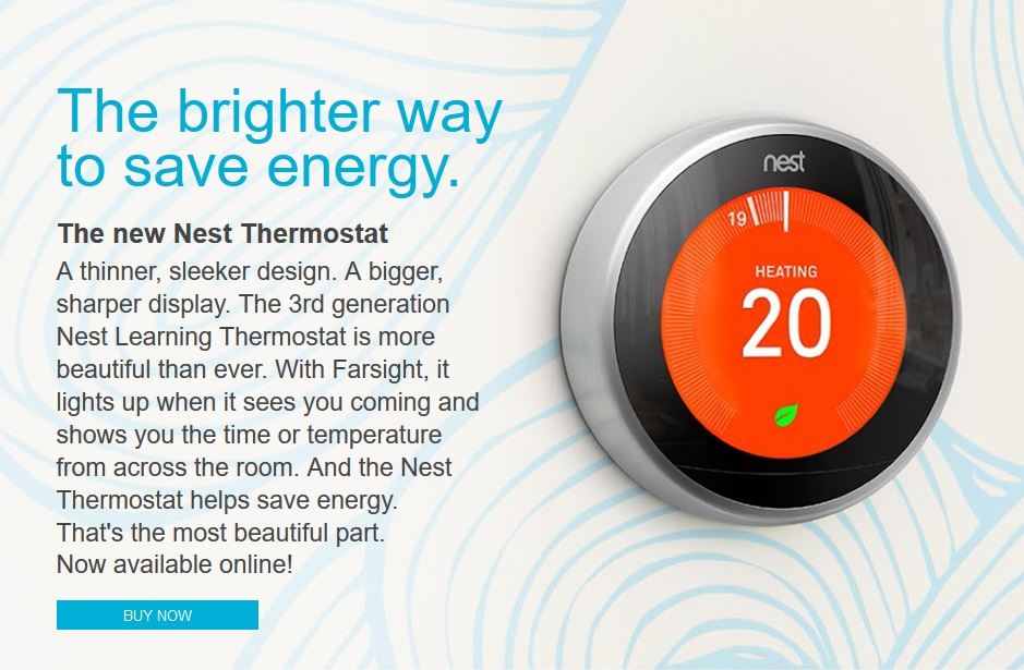 The coupon codes, promotional codes & discount codes below are tagged as Nest Thermostat. To get the lowest price and save the most when you shop online for Nest Thermostat, please check the following Nest Thermostat offers page! Look no further than cemedomino.ml for the best Nest Thermostat codes.