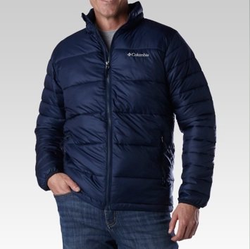 With This Columbia Frost Fighter Jacket Frosty Days Will Meet Their Match In Insulated And Quilted From It S Made Of Nylon Ripstop