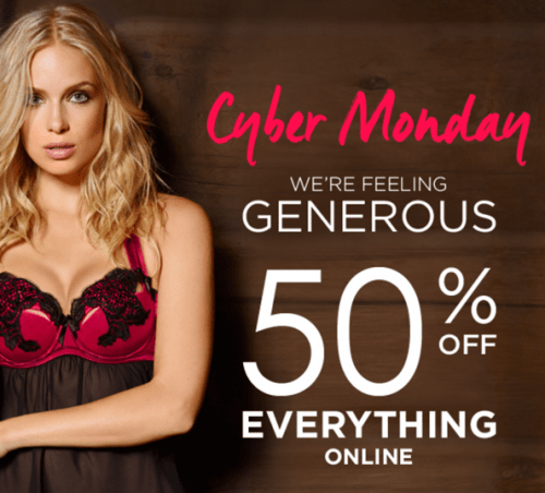 zLa Vie en Rose Canada Cyber Monday Sale