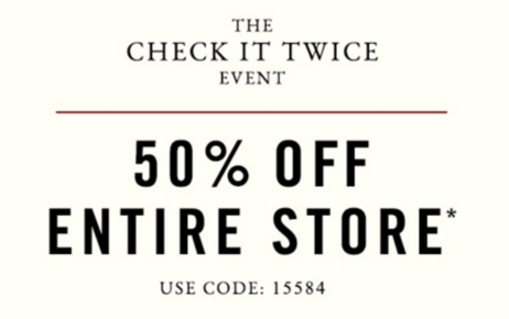 Abercrombie & Fitch ‏Sale