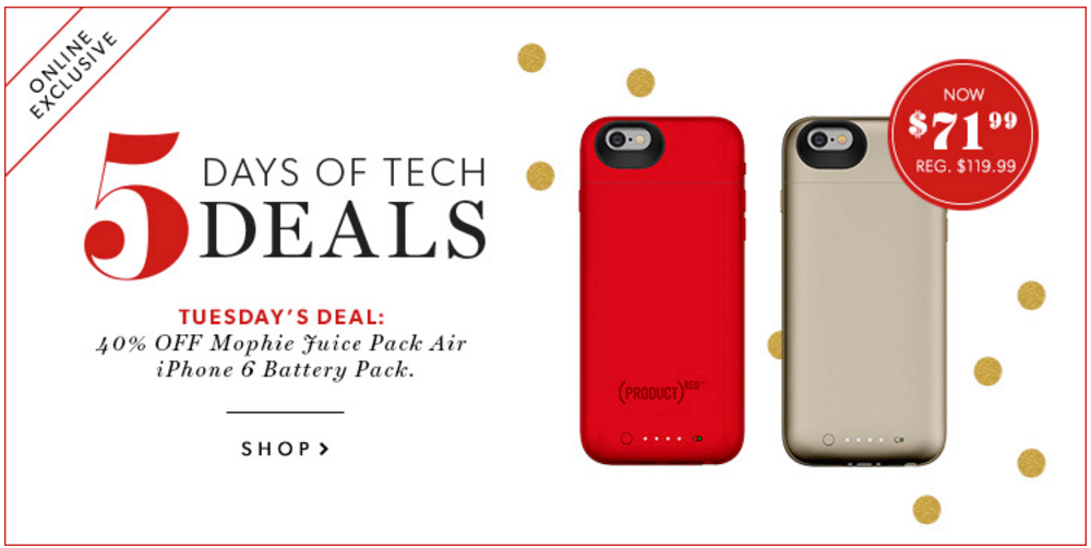 Tech deals canada