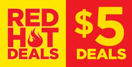 Kitchen Stuff Plus Canada Red Hot Deals