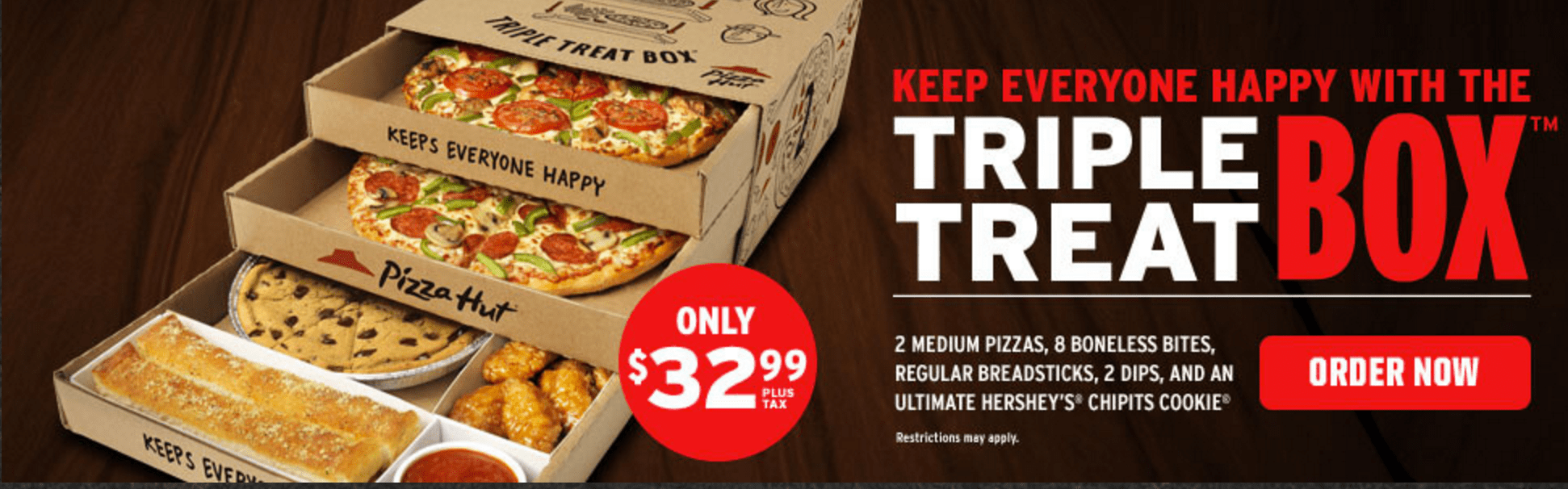 Hot box pizza coupon code