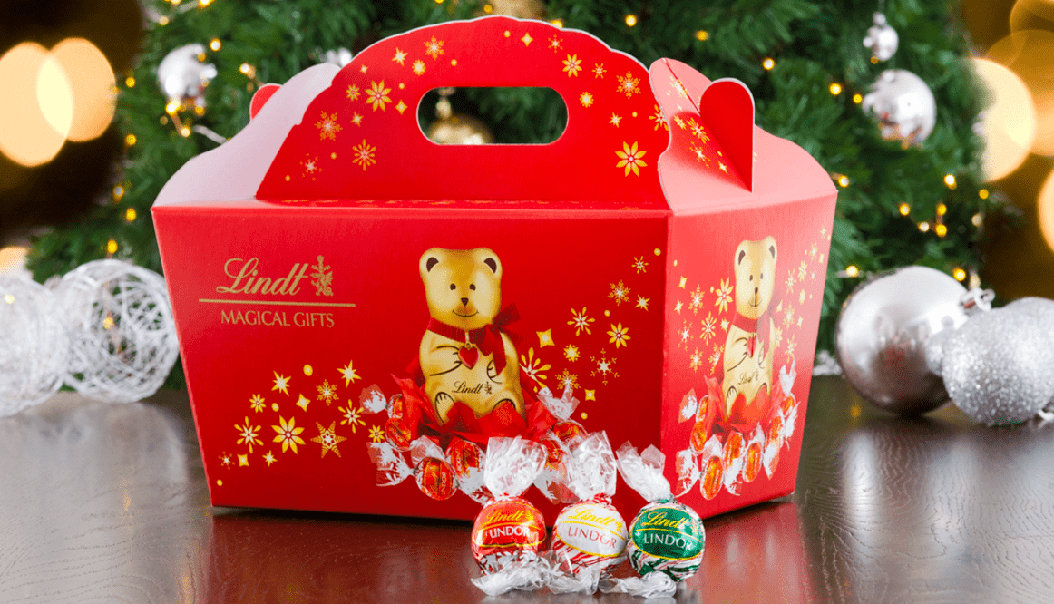 Lindt Chocolate Canada Christmas Offers: Save 55% Off