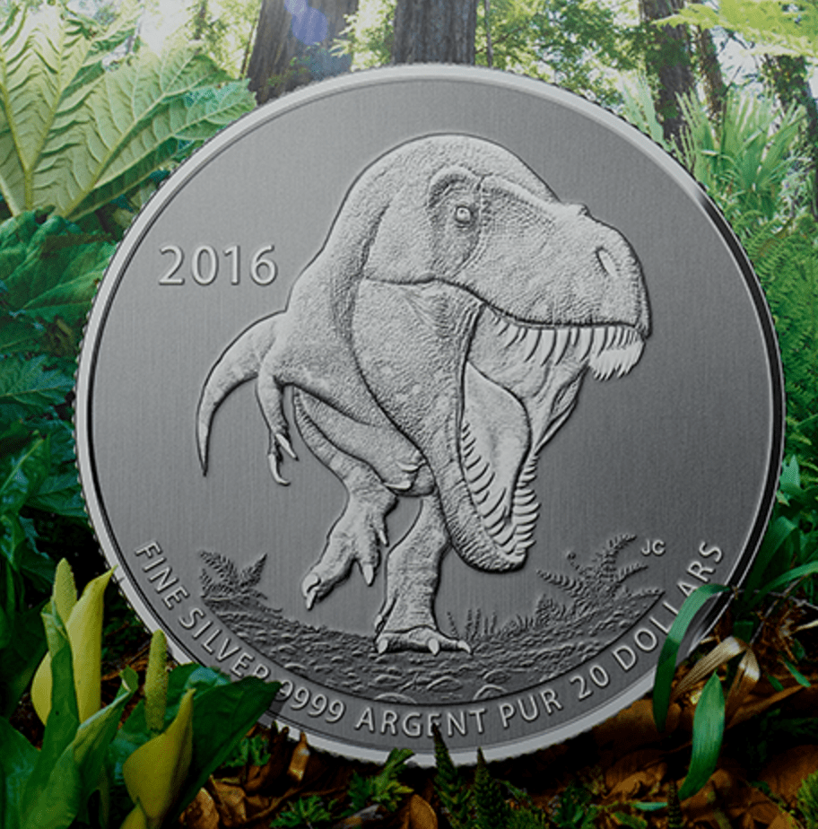 Royal Canadian Mint 2016 New Releases 20 For 20 Silver