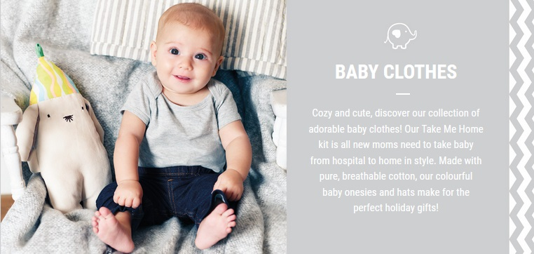 391f756336fac Thyme Maternity Canada has some amazing deals available online for both you  and the little one. Shop at Thyme Maternity online, and save on items for  you ...