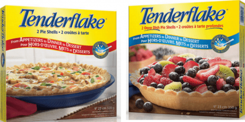 Tenderflake frozen products Canada WebSaver Coupon