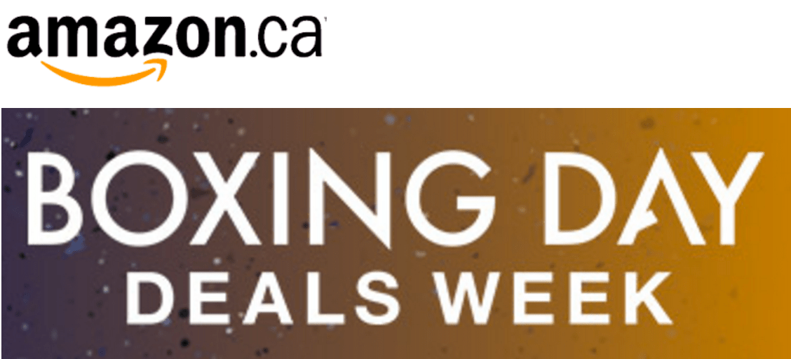 Canada boxing day boxing week sale deals 2015 for Amazon casa