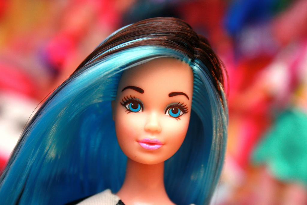 Barbie Steffie Face makeover
