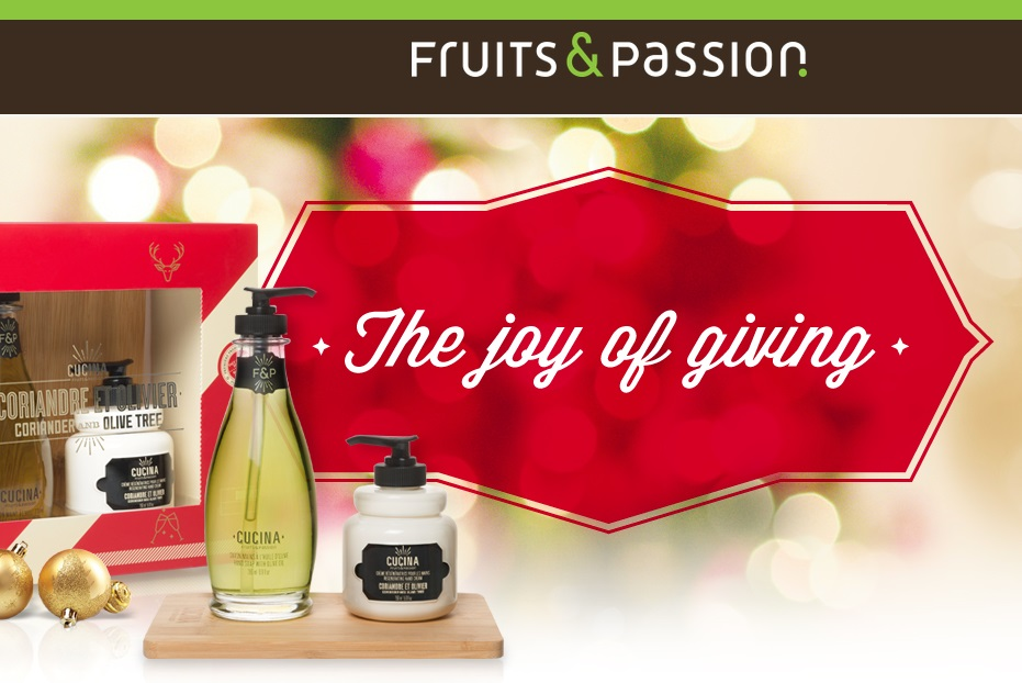 Fruits and passions coupon code