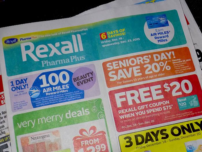 rexall coupon december