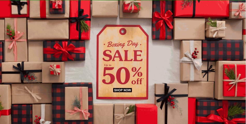 Roots Canada Has Launched Their Boxing Day Week Sale Early Now Until Tuesday December 29 2015 At 10 Am EST You Can Save Up To 50 Off Select
