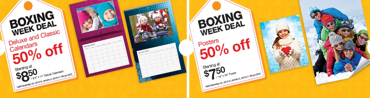 Staples Copy Print Canada Boxing Week Deal 2015 Save 50 Off
