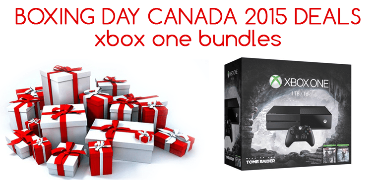 xbox one canada boxing day boxing week 2015 deals. Black Bedroom Furniture Sets. Home Design Ideas